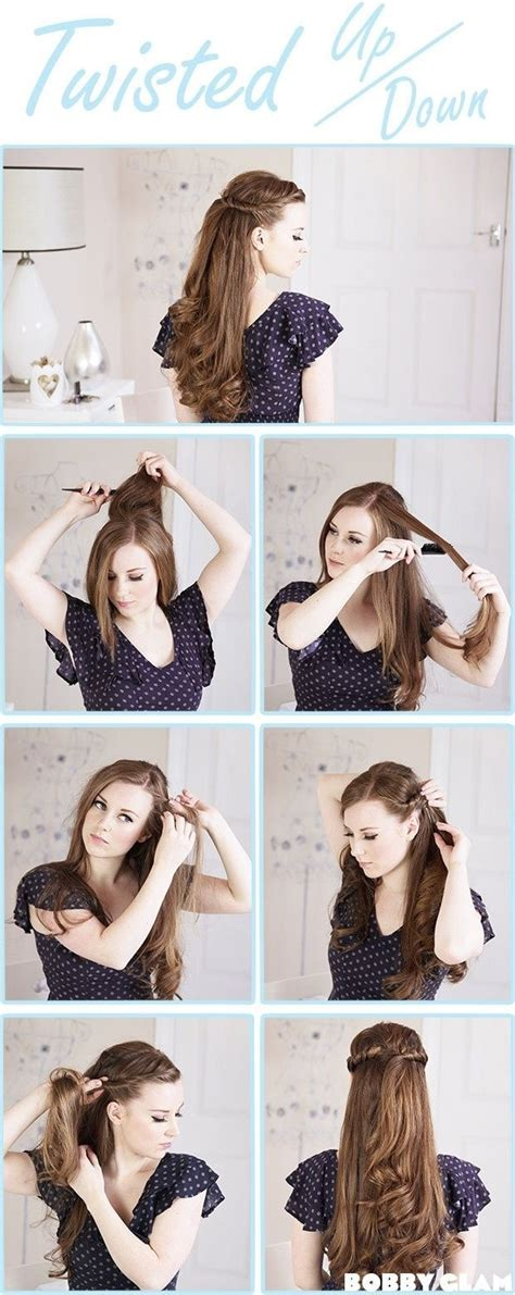 Wedding Hairstyles Half Up Tutorials by 12 Wedding Hairstyles Tutorials For Brides And