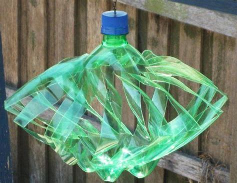plastic decorations how to recycle plastic bottles for colorful handmade yard