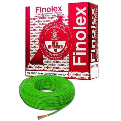 best house wiring cables india buy finolex 1 5mm 90 mtr fr house wire at best price in india