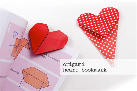 Origami Bookmark Tutorial - origami bookmark tutorial