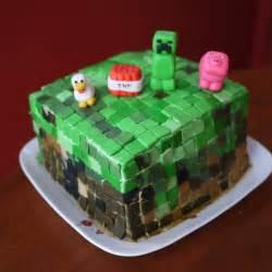 minecraft kuchen minecraft cake and give aways baking cake