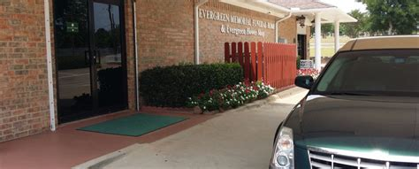 allen g madisons evergreen memorial funeral home and