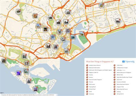 printable tourist map file singapore printable tourist attractions map jpg