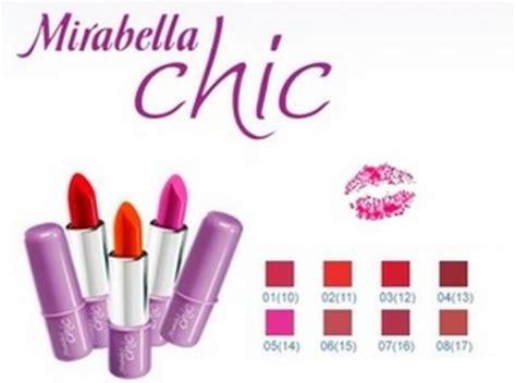 Lipstik Mirabella Chic promo harga lipstik mirabella juli 2018 daftar harga terbaru