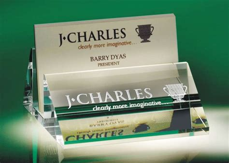 engraved desk name plates with business card holder engraved slanted business card holder name plate