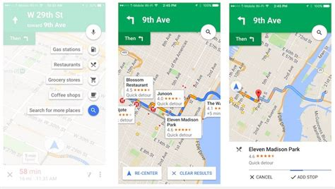 new google maps 2016 google maps for ios gaining new pit stop feature mac