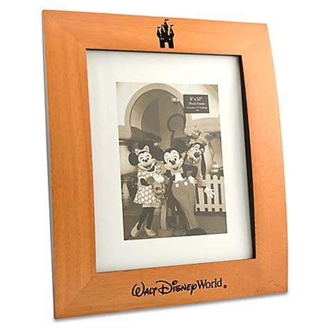 disney picture frame castle wood frame