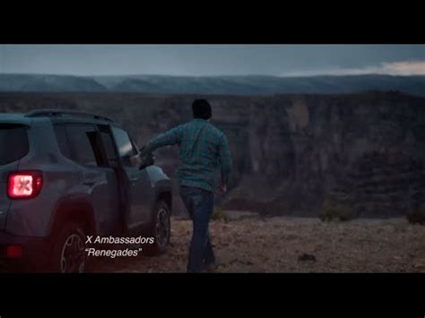 Song On New Jeep Commercial Jeep Launches Renegade With Something New An Original Song