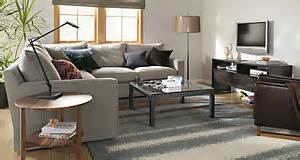 orson sofa room and board orson custom sectionals create your own configuration