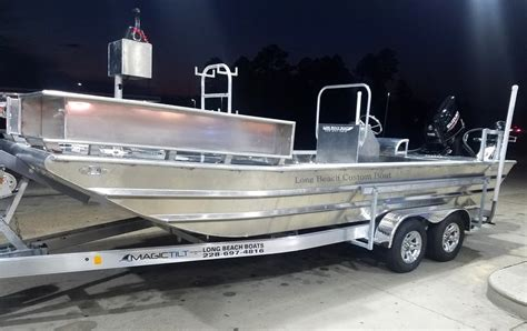 custom aluminum fishing boats louisiana custom fishing boat builders bayrider bay others