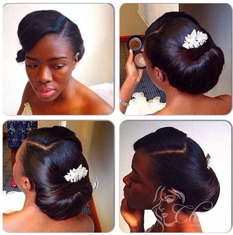 recent wedding hair style in nigeria 2017 latest nigerian bridal hair style hair is our crown