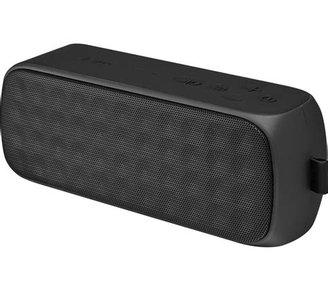 Speaker Wireless jvc sp ad70 b portable bluetooth wireless speaker black deals pc world
