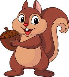 cute squirrel clipart   clipart suggest