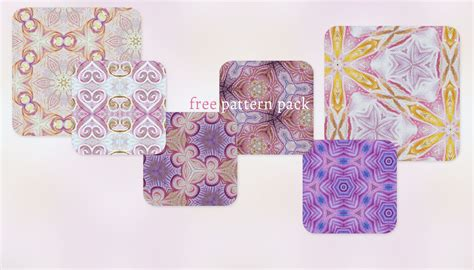 use pattern photoshop cc free photoshop cc pattern pack 01 sunrise zentangle set