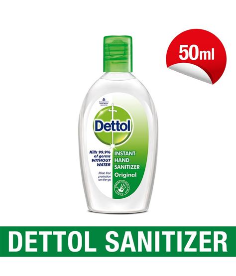 Dettol Sanitizer 50 Ml 8993560027247 dettol instant sanitizer 50 ml buy dettol instant sanitizer 50 ml at best prices