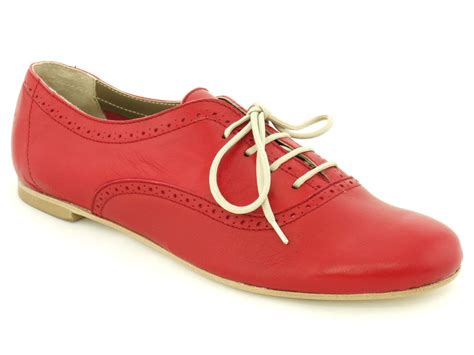 chaussures italiennes grandes pointures femme richelieu 135 rosso pointure 42 grandes tailles