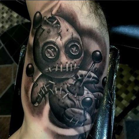 black voodoo doll meaning 36 best creepy doll tattoos images on creepy