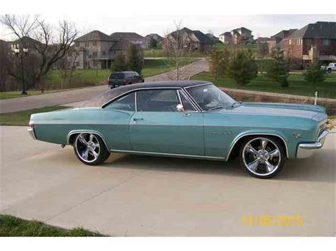 66 impala for sale 1966 chevrolet impala for sale on classiccars 47