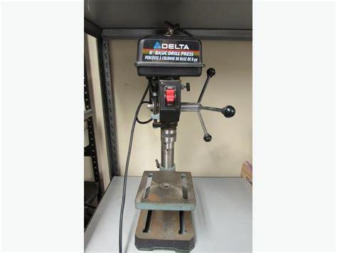 delta bench drill press delta 8 quot drill press orleans ottawa