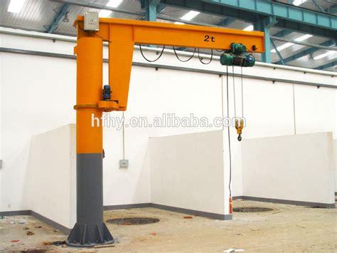 swing jib jib crane swing arm cranes cantilever crane 1000kg buy
