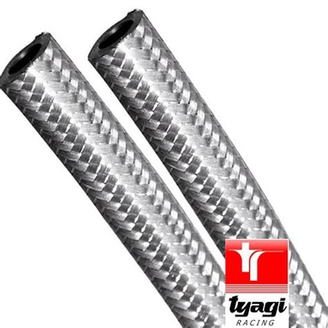 diametro interno tubi acciaio tubo carburante in acciaio inox intrecciato e nitrile di