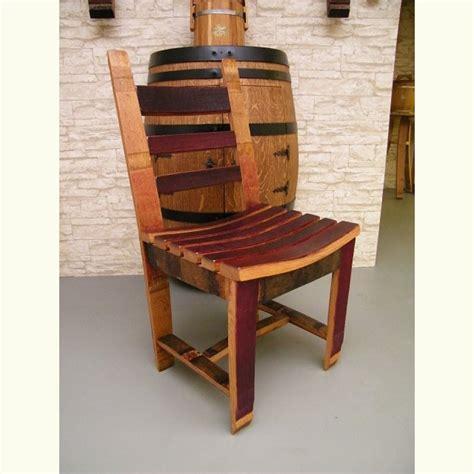 stuhl aus 2 brettern barrique fassdauben stuhl neu bei escher s fassm 246 bel