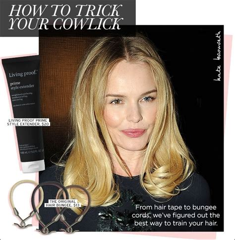 how to style cowlicks women hairstyles train a cowlick