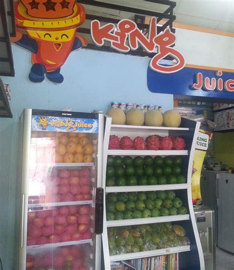 Juicer Jogja king juice raja juice di jogja granit s