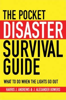 happy happy a survival guide books books pocket disaster survival guide bk183