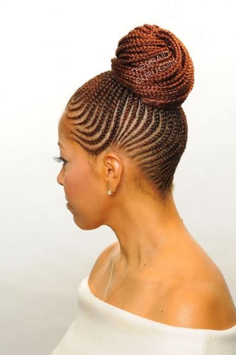 ghanian lines braides 40 corn row styles herinterest com