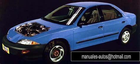 vehicle repair manual 2001 chevrolet cavalier parental controls manual de reparacion chevrolet cavalier 1995 2001