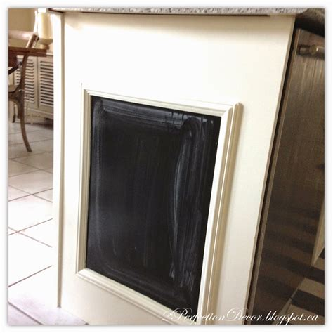 chalk paint rona 2perfection decor painted country kitchen reveal