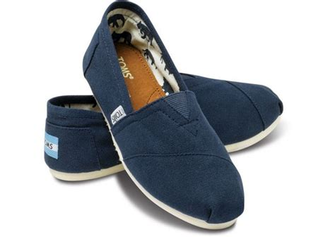 Shop For A Cause Toms Shoes by Toms Toms Shoes Navy Classic 43351 Landau Store