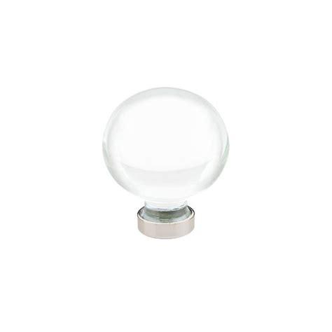 emtek crystal cabinet knobs 86394us14 emtek 86394us14 bristol crystal cabinet knob