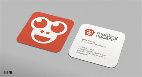 square business card design template 33 professional business card designs that will inspire