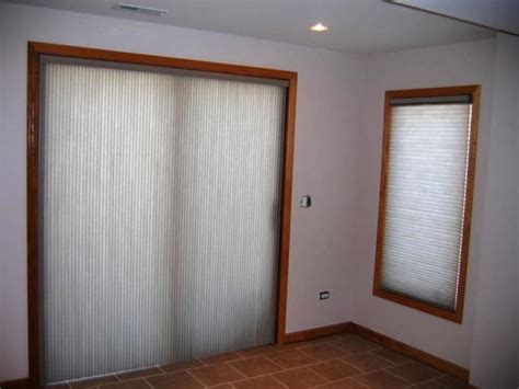 cellular shades for sliding glass door sliding glass door vertical cellular shades for sliding glass door