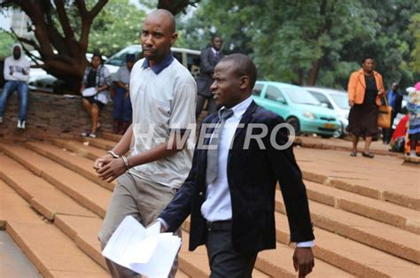 suspects  harare magistrates court  metro