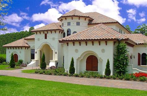 luxury mediterranean home plans expansive mediterranean luxury home plan 83357cl