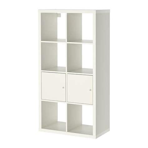 ikea keuken kast afmeting kallax open kast met deuren wit 77x147 cm ikea