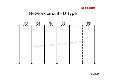 resistor network circuits resistor network types 28 images circuit analysis how to efficiently compute the current at