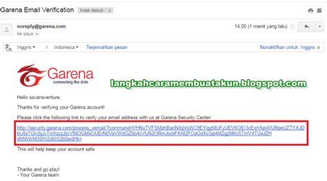membuat akun pb baru buat akun pb garena indonesia cara verifikasi email pb