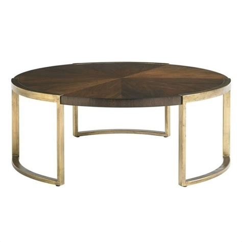 Stanley Furniture Coffee Tables Stanley Furniture Crestaire Autry Cocktail Table In Porter 436 15 01