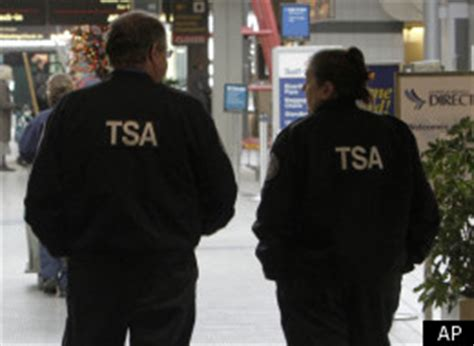 Tsa Security Background Check Tsa Agents Hired Without Background Checks