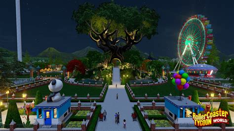 theme park world windows 8 free download rollercoaster tycoon 4 full version