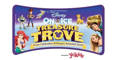 Disney On Ice Ticket Giveaway - ticket giveaway disney on ice presents treasure trove the roarbotsthe roarbots