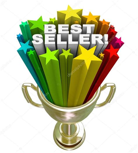 best sales best seller trophy top sales item salesperson stock
