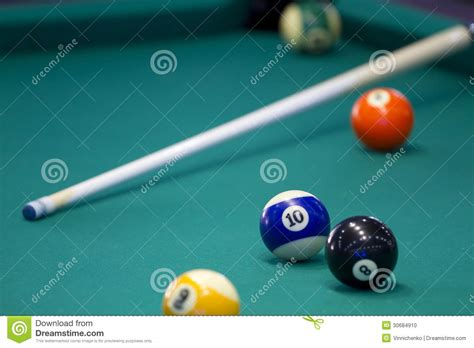 united billiards pool table parts part of the american pool table stock photo image 30684910