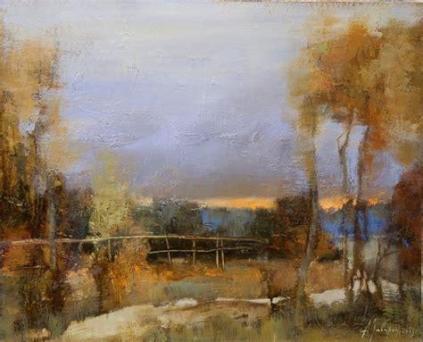 a painter alexander zavarin 1954 landscape painter tutt art
