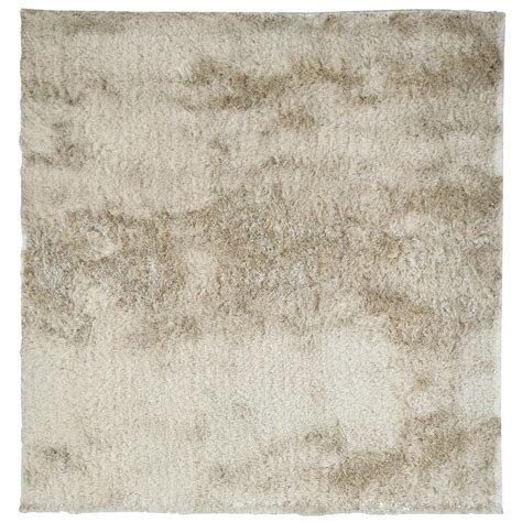so silky rug home decorators collection so silky sand 9 ft x 9 ft square area rug silky9x9sd the home depot