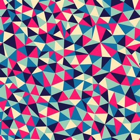 geometric triangle pattern design seamless geometrical triangle pattern geometric